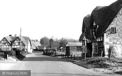 The Village c.1955, Figheldean