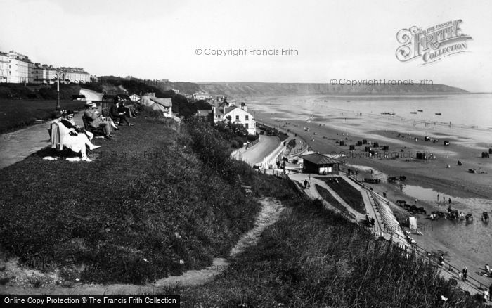 Photo of Filey, 1927