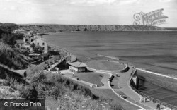 Bay, General View c.1960, Filey