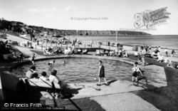 Filey, Boating Pool c.1960