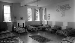 Boys' Dormitory, Rotherham And District Children's Convalescent Home, Primrose Valley c.1960, Filey