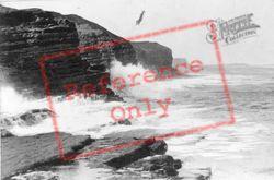 Filey, Brigg c.1890