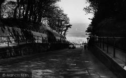 Filey, Cargate Hill c.1960