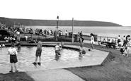 Filey, Children's Yachting Pool c.1960