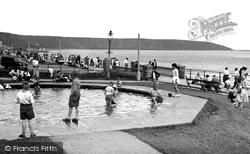 Children's Yachting Pool c.1960, Filey