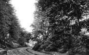 Filey, Church Ravine 1890
