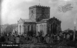 Church, South East 1895, Filey