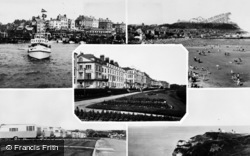 Filey, Composite c.1960