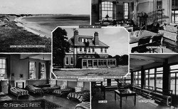Filey, Composite, Rotherham And District Children's Convalescent Home c.1960