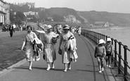 Filey, Fashion 1932