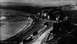 Filey, From The North c.1932
