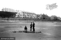 From The Sands 1895, Filey