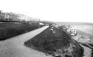 Filey, From The South 1895