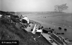 Filey, From The South 1932