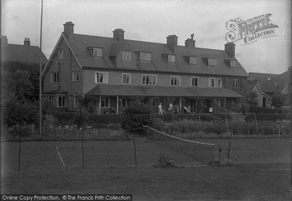 Photo of Filey, Linkfield c1935
