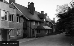 Filey, 'linkfield', East Front From Drive, Primrose Valley c.1960