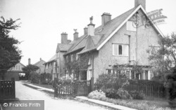 Filey, Linkfield Guest House, The Entrance c.1935