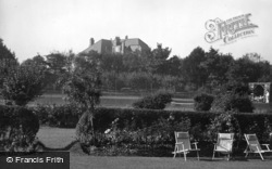 Filey, Linkfield Hotel, View From Dining Room, Primrose Valley c.1950