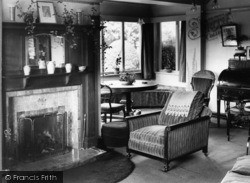 """Filey, """"Linkfield"""",The Drawing Room,  Primrose Valley c.1960"""