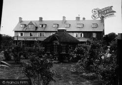 Filey, Linkfield, The Garden c.1935