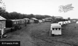 Filey, Lowfield Farm Camp c.1955