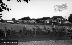 Filey, Lowfield Farm Camp c.1955