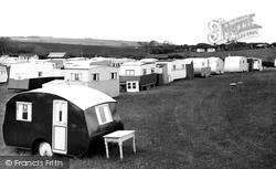 Lowfield Farm Camp c.1955, Filey