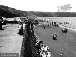 North Beach c.1960, Filey