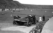 Filey, On The Sands c.1932