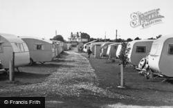 Filey, Primrose Field, Primrose Valley c.1955