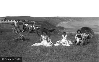 Filey, Primrose Valley c1935