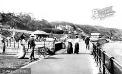 Promenade 1901, Filey