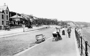 Filey, Promenade 1901