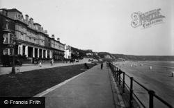 Filey, Promenade 1934