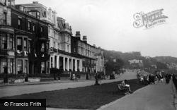 Filey, Promenade c.1932