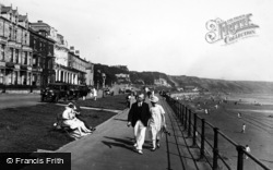 Promenade, The Anchorage 1927, Filey