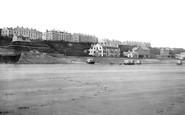 Filey, Sands 1890
