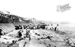 Sands 1897, Filey