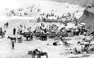 Filey, Sands 1901
