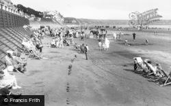 Filey, Sands 1927