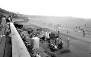 Filey, Sands 1932
