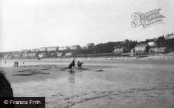 Filey, Sands 1934