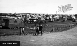 Filey, Southfield, Primrose Valley c.1955