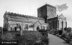 Filey, St Oswald's Church 1891