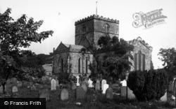 Filey, St Oswald's Church 1932