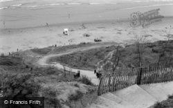 Steps To Beach 1951, Filey