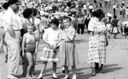 Filey, Summer Fun c.1960