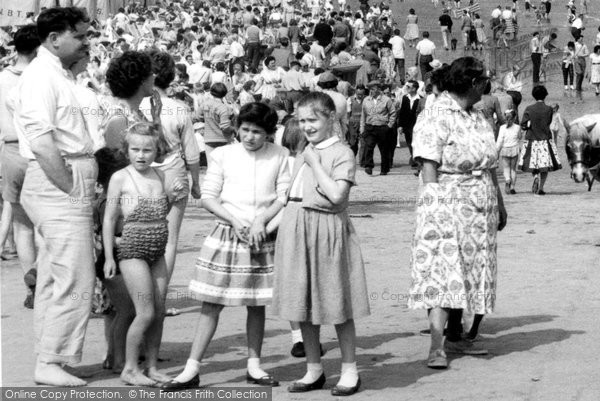 Filey, Summer Fun c.1960