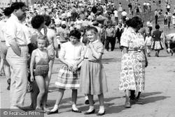 Summer Fun c.1960, Filey
