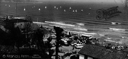 Filey, The Bay c.1960